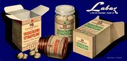 Buvard Labaz - Produits Pharmaceutiques