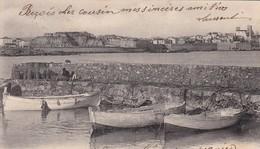 06 / ANTIBES / LA POINTE AUBERNON / PRECURSEUR - Antibes - Vieille Ville