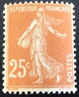 N° 235  NEUF ** SANS CHARNIÈRE ( LOT:98 ) - 1906-38 Semeuse Camée