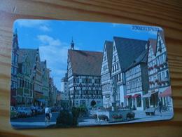 Phonecard Germany K 804 02.93 Oettingen In Bayern 4.000 Ex. - Allemagne
