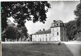 Château De MAGNANVILLE  Maison De Retraite Ass. Leopold Bellan Un Pavillon, XVIII° S Ed. Bertin - Magnanville
