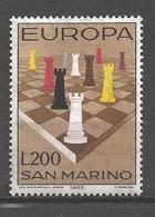 EUROPA - CEPT 1965 - San Marin - 1 Val Neufs // Mnh // Cv €2.55 - Europa-CEPT