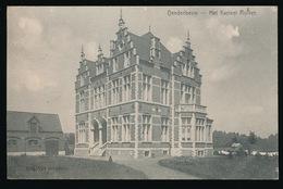 DENDERLEEUW  - HET KASTEEL ROLLIER - Denderleeuw