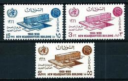 Sudán Nº 189/91** Nuevo - Sudan (1954-...)