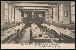 KWATRECHT - INSTITUT ST.LOUIS -- REFECTOIRE - Wetteren