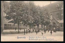 KWATRECHT - INSTITUT ST.LOUIS -- COUR - Wetteren
