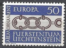EUROPA - CEPT 1965 - Liechtenstein - 1 Val Neufs // Mnh - Europa-CEPT
