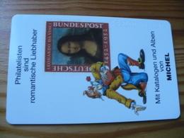 Phonecard Germany K 843 04.92 Michel Katalog 3.000 Ex. - Mona Lisa - Alemania