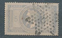 N°33 ETOILE DE PARIS - 1863-1870 Napoléon III Lauré