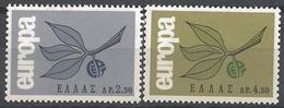 EUROPA - CEPT 1965 - Grèce - 2 Val Neufs // Mnh - Europa-CEPT