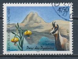 France -Parc Ds Pyrénées YT 3056 Obl. - France