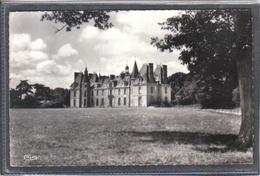 Carte Postale 35. Trans  Le Chateau Très Beau Plan - France