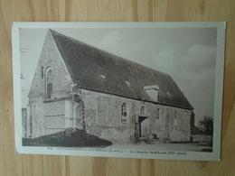 Châteauneuf-en-thymerais , La Chapelle Saint-louis ( XIIe Siècle ) - Andere Gemeenten