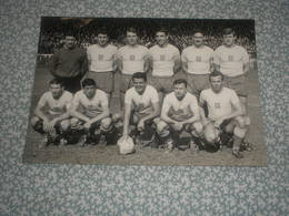 Photo EQUIPE FOOTBALL SOCHAUX 1963 - Sonstige