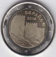 Moneda 2€ 2019 España Muralla Avila - España