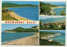 GREECE - AK 345647 Halkidiki Sarti - Griechenland