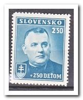 Slowakije 1939, Postfris MNH, Children Help - Ungebraucht