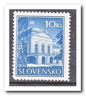 Slowakije 1940, Postfris MNH, Seat Of The President, Bratislava - Slowakije