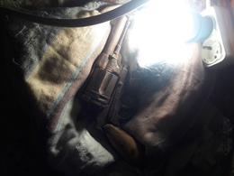 Antique Very Old Cowboy Gan - Armi Da Collezione