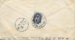 Rostow Vers Alemania 1902  Voir 2 Scan - Briefe U. Dokumente