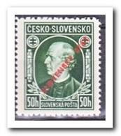 Slowakije 1939, Postfris MNH, Andrej Hlinka, L12,5 - Slovakia