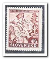 Slowakije 1939, Postfris MNH, Costums - Ungebraucht