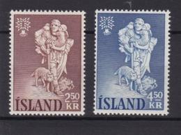 Island YT** 299-300 - 1944-... Republik