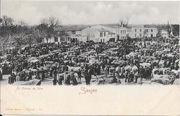 Le Champ De Foire - Saujon - Saujon