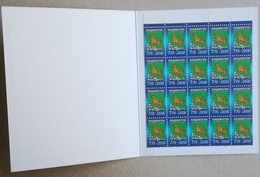 Russia 2010. Vladivostok Coat Of Arms. Booklet Of 20 Stamps - Francobolli
