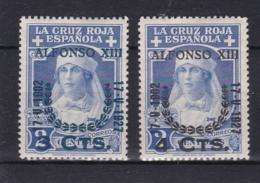 Espana YT* 313-327 - 1889-1931 Reino: Alfonso XIII