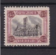 Belgie COB* 182 - 1921-1925 Montenez Pequeño