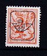 Belgie COB° PRE 802 - Preobliterati