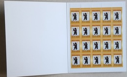 Russia 2010. Yaroslavl Coat Of Arms. Booklet Of 20 Stamps - Francobolli