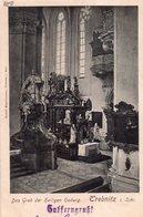 CPA Rare, Trebnitz I. Scht., Das Grab Der Heiligen Hedwig - Poland