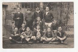 CARTE PHOTO - VITRE - FOOTBALL - A.S. VITRE - EQUIPE 3 - 1921/1922 - 35 - Vitre