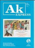 AK EXPRESS  -  NUMMER 106   2003 - Livres