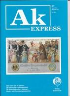 AK EXPRESS  -  NUMMER 107   2003 - Livres