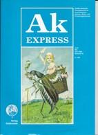 AK EXPRESS  -  NUMMER 91   1999 - Livres