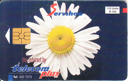 MAURITIUS ISL. - Servihoo, Chip GEM2.1, Tirage 40000, Used - Mauritius