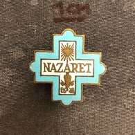 Badge Pin ZN008081 - Religion Christianity Nazaret (Nazareth) - Associations
