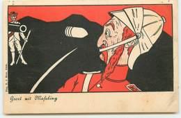Guerre Des Boers - Groet Uit Mafeking - Satiriques