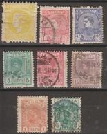 Serbia 1869-1901 Selezione 8v (o)/* Vedere Scansione - Serbia