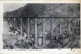 48 - VILLEFORT - Pont De Bayard - - Villefort