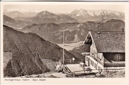 AK Hochgernhaus - Bayr. Alpen - Blick Auf Gr. Venediger U. Kaisergebirge (39832) - Chiemgauer Alpen