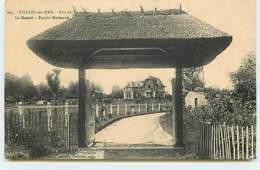 VILLERS-SUR-MER - Rue Des Bosquets - Le Manoir - Porche Normand - Villers Sur Mer