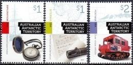 Australian Antarctic Territory 2017 Patrimoine Culturel Neuf ** - Territoire Antarctique Australien (AAT)