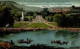 92 - Le Parc De SAINT-CLOUD Avant La Révolution Française - Saint Cloud