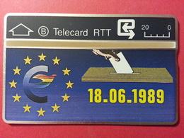 Elections 1989 - 904D41152 Europa 18.06.89 Mint Neuve 904D (B40417 - Sans Puce