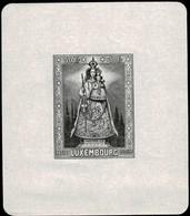 1945 Vierge Marie Patronne Du Luxembourg, Block 50Fr. Neuf, Michel: BF4  2Scans - Blocs & Hojas