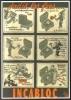 """Carte Postale : Affiche """"Jadis, Les Fées.... Incabloc (montres)"""" ( Illustration Jean Effel ) - Effel"""